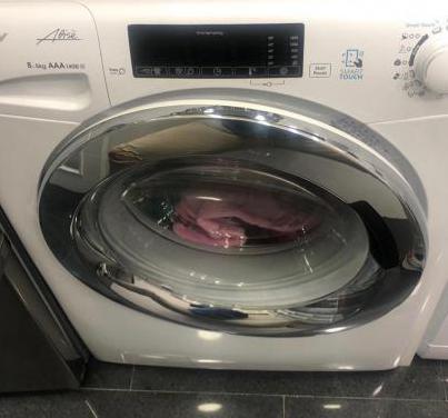 Lavadora secadora candy 8kg.