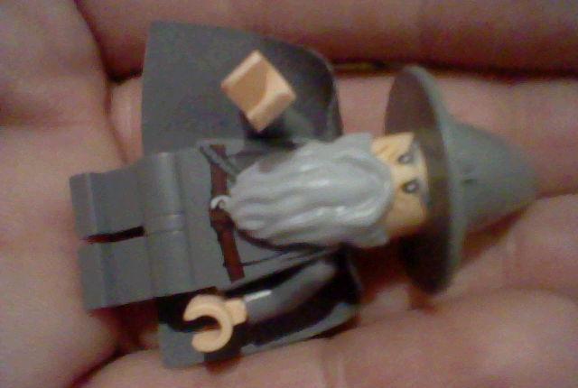 Lego señor anillos faramir figura lego 5,5 cms alto lego
