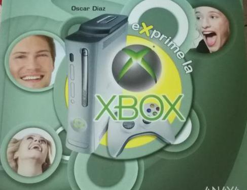 Libro exprime la xbox 360 en español