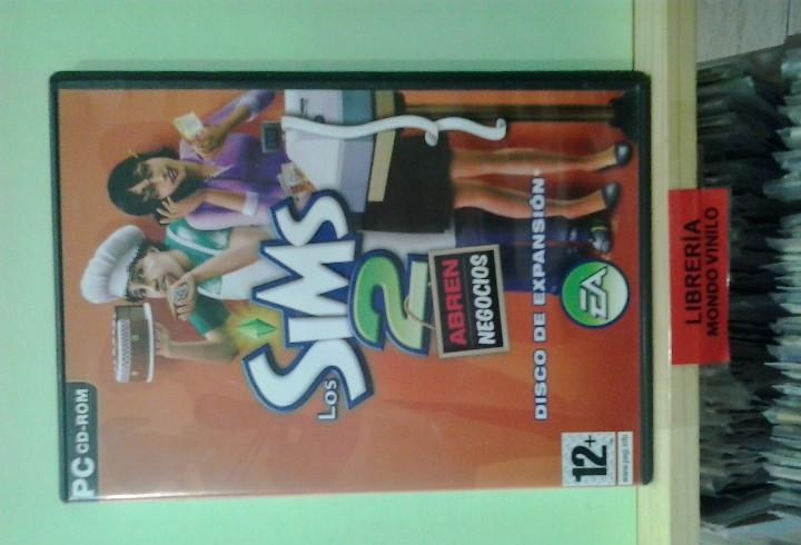 Lmv - los sims 2 -- juego pc, cd-rom