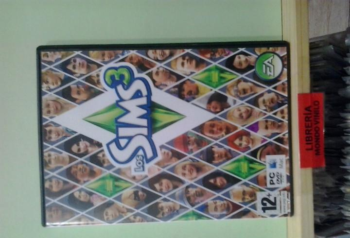 Lmv - los sims 3 -- juego pc, cd-rom