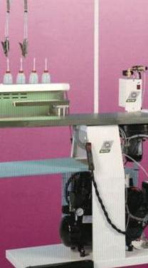 Maquinaria tintorería-lavandería