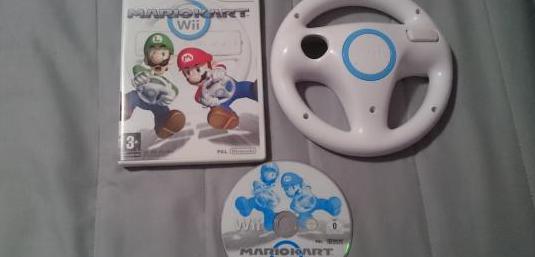 Mario kart wii volante