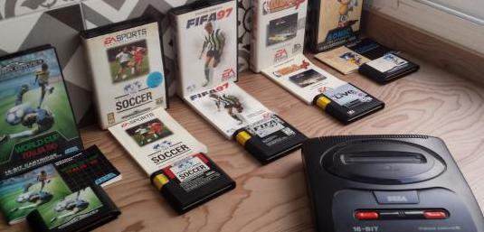 Mega drive ii, 10 juegos, flashcart