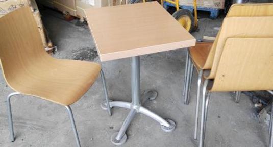 Mesas sillas hostelería segunda mano madrid