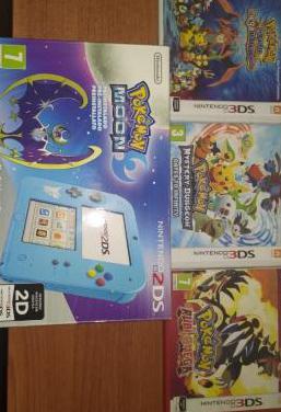 Nintendo 2ds pack pokemon