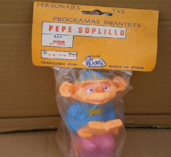 Pepe soplillo-programas infantiles tve-años 80-original de
