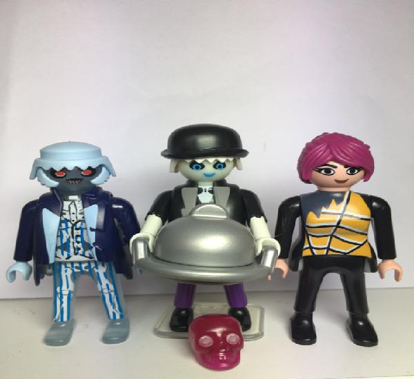 Playmobil halloween terror nightmare. rocky horror picture