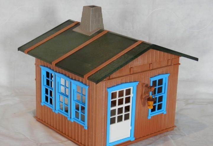 Playmobil casa del oeste nueva