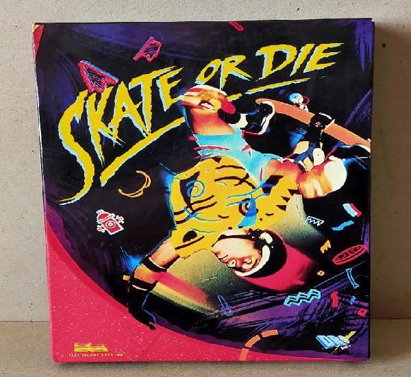 Spectrum. dro sof: skate or die - dro soft 1990 en caja