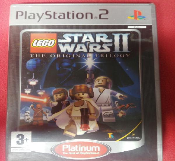 Star wars ii the original trilogy