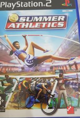 Summer athletics ps2