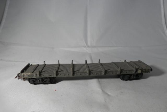 Vagón telero escala ho de lima