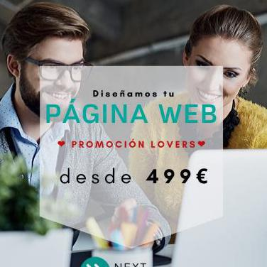 Valentín diseño web en wordpress