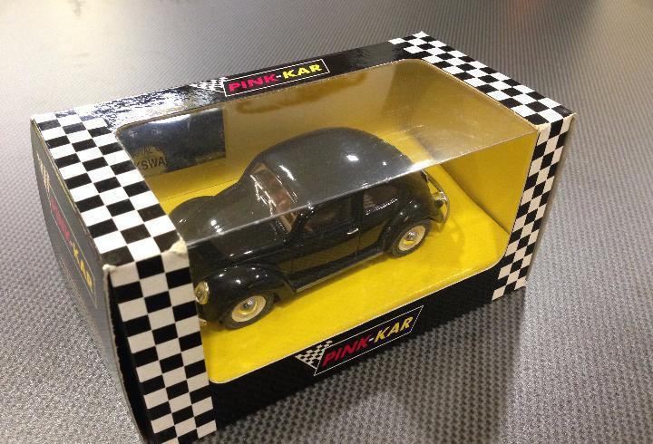 Volkswagen beetle negro ref cv014