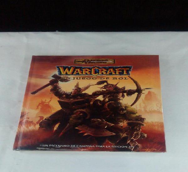 Warcraft, juego de rol, escenario de campaña para la