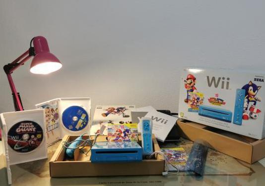 Wii 3 juegos