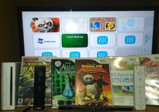 Wii. de nintendo