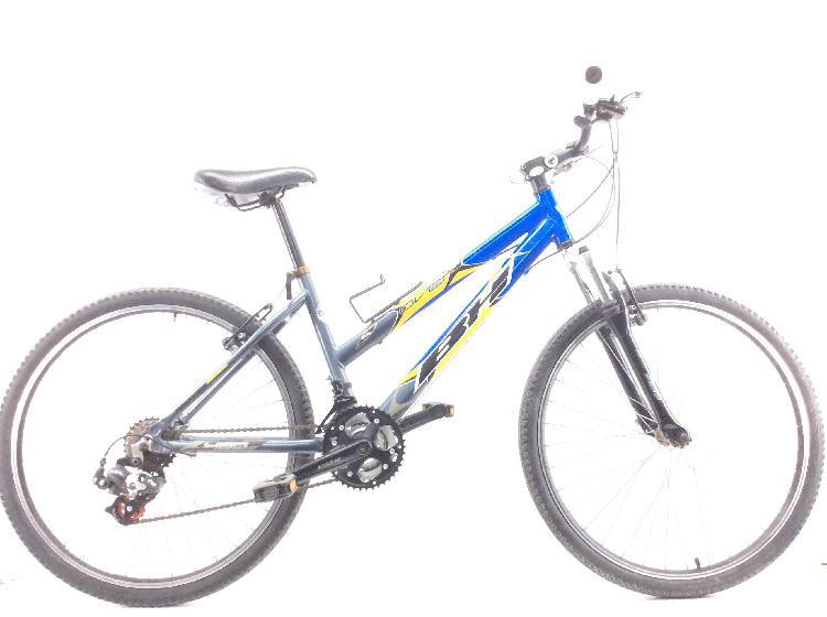 bicicleta montaña bh over x