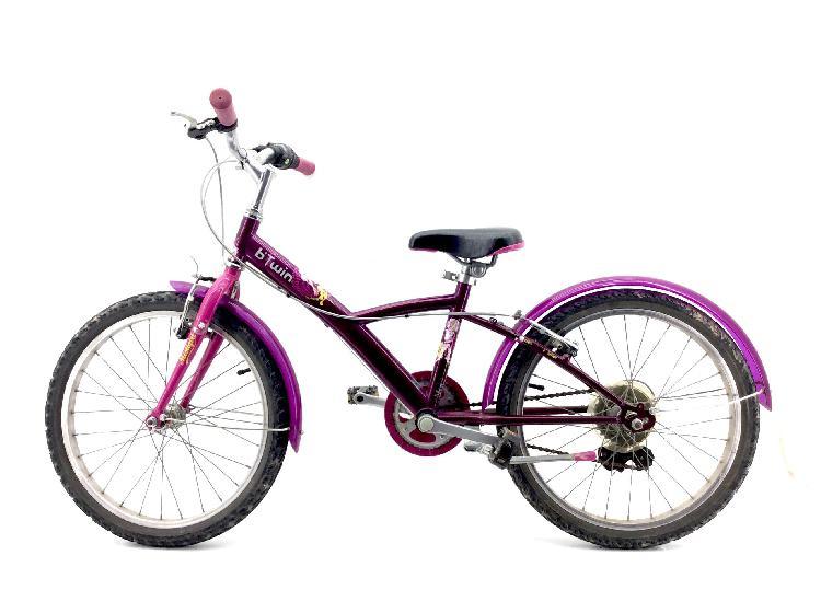bicicleta niño b twin girl
