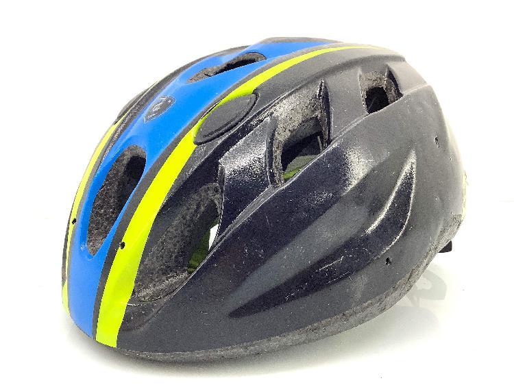 casco ciclismo berg negro
