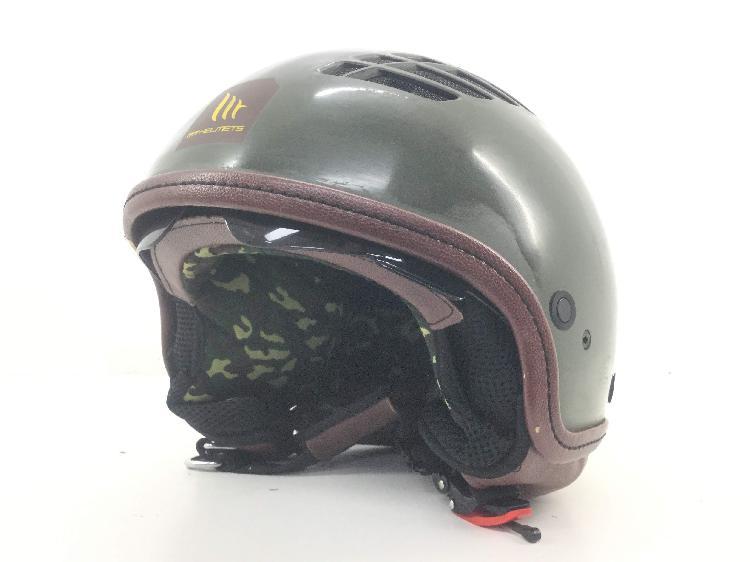 casco jet mt helmets cosmo