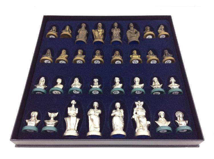 Fichas ajedrez otros historico