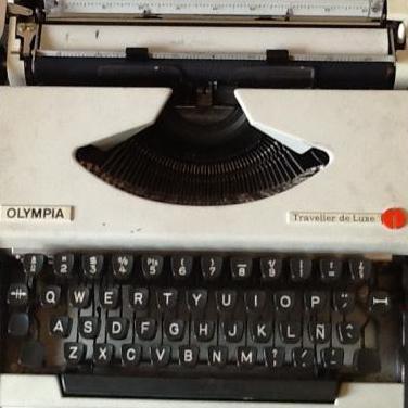 Maquina escribir olympia traveller de luxe