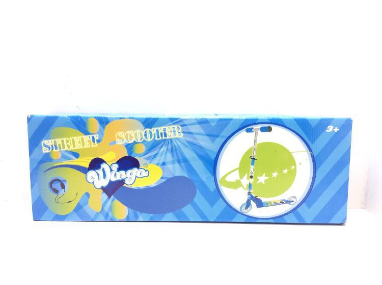 patinete otros blue 218