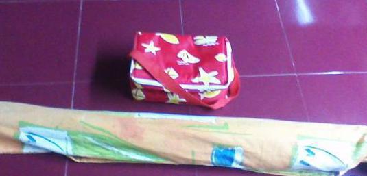 Sombrilla regalo nevera
