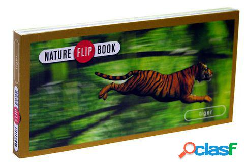 The lagoon group nature flip book tigre