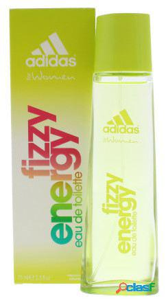 Adidas fizzy energy eau de toilette 75 ml