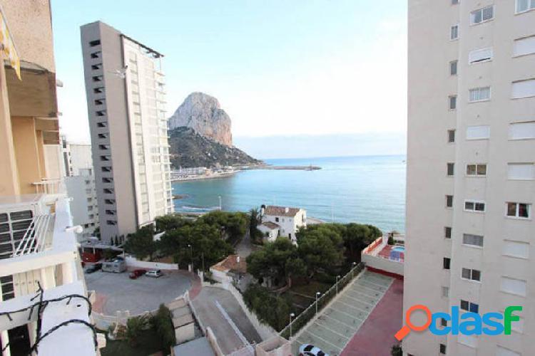 Bonito apartamento situado en la segunda línea de la playa en calpe