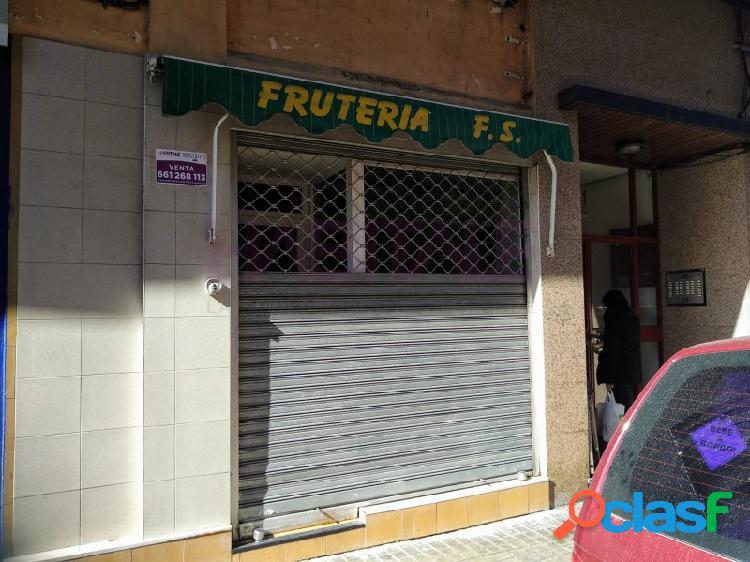 Local sector portillo-plaza europa