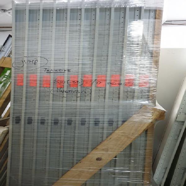 20 puertas aluminio con marcos
