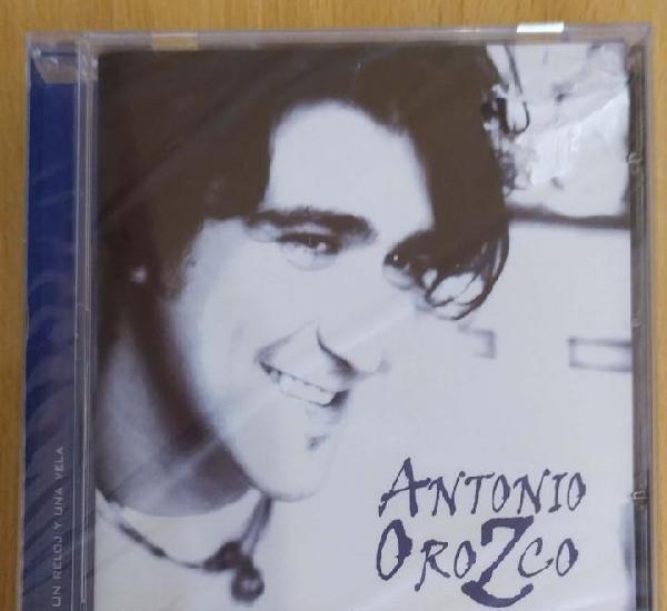 Antonio orozco (un reloj y una vela) cd 2000 * precintado