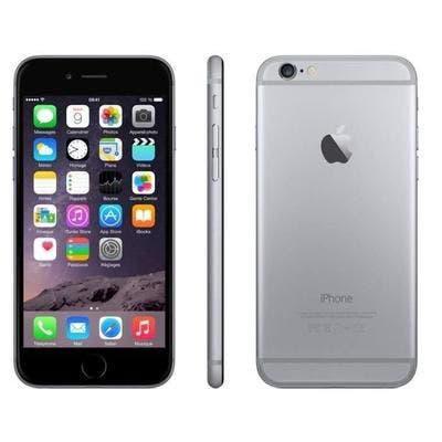 Apple iphone 6 128 go gris