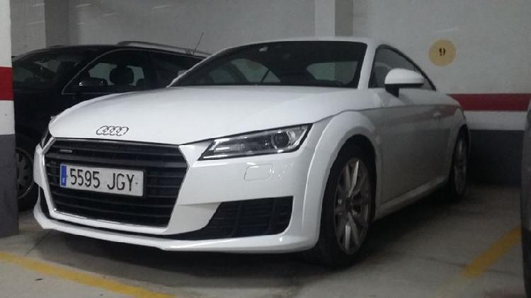 Audi tt coupé 2.0 tfsi quattro s-tronic