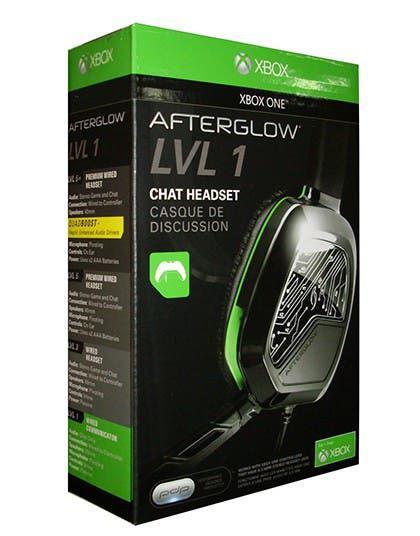 Afterglow lvl 1 communicator (xbox one)