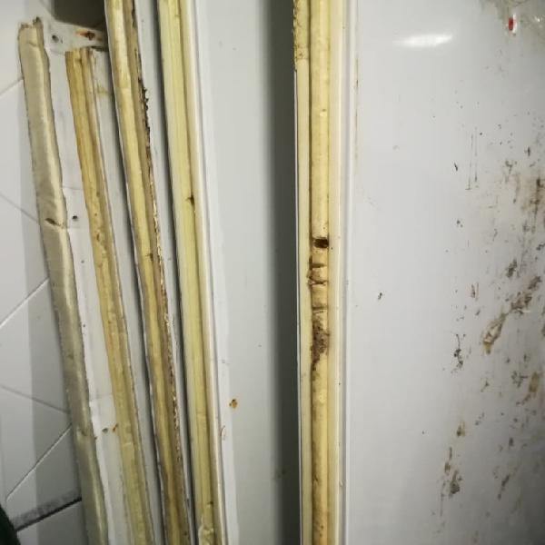 Aislante térmico en placas, de cámara frigorífica.