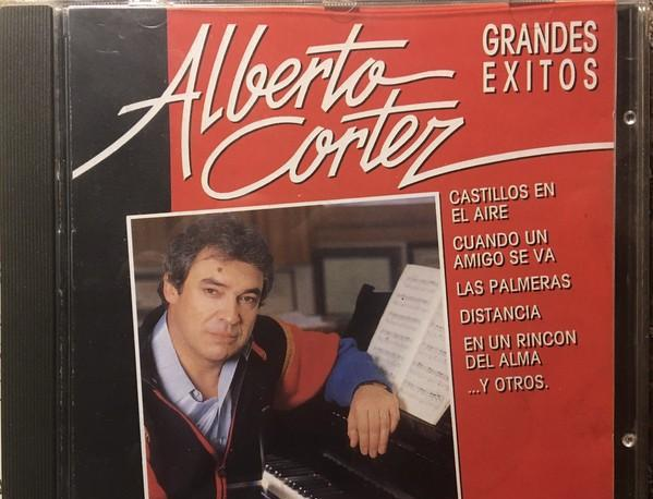 Alberto cortez - grandes éxitos - cd