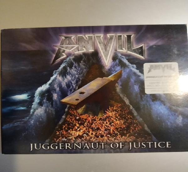 Anvil. Juggernaut of Justice