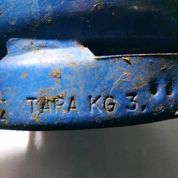 Bombona camping gas azul 3 kg
