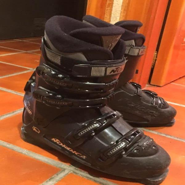Botas esquí / sky nordica talla 27-27.5 (num.37)