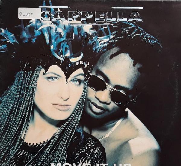 CAPPELLA - MOVE IT UP