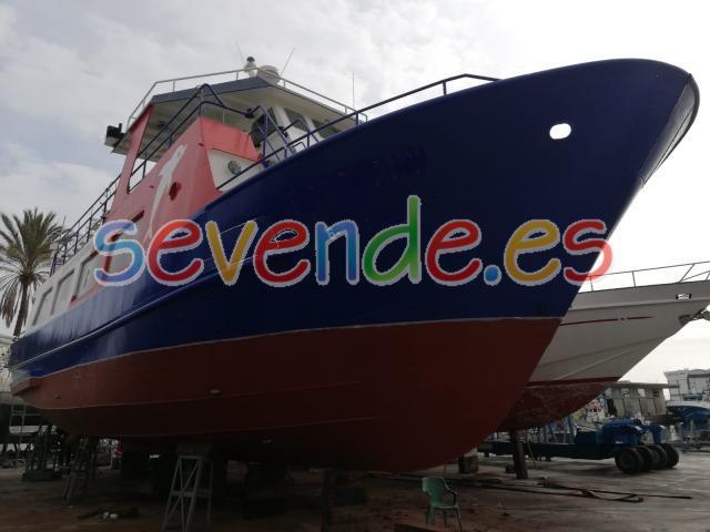 Crucero pasaje portmany