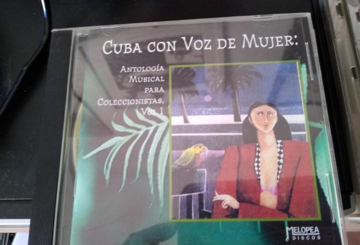 Cuba con voz de mujer -grabaciones historicas rita montaner