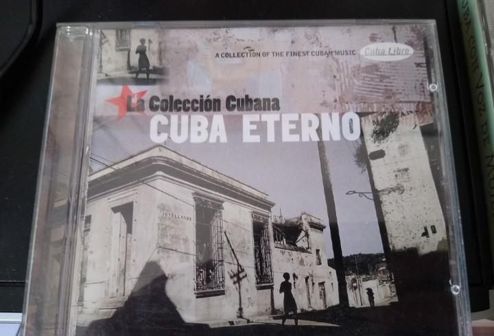 Cuba eterno - la coleccion cubana cd varios benny more,bebo