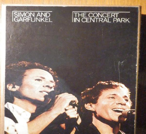 Cinta de Cassette - Doble Casete - Simon & Garfunkel - The