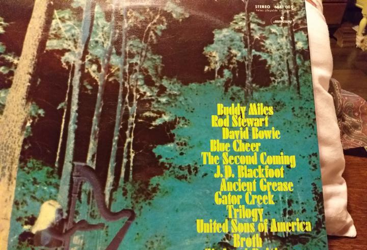 Dimension of miracles miles stewart bowie blue cheer ancient